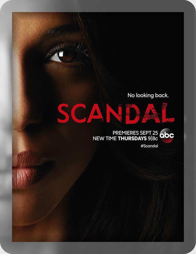 سریال Scandal فصل چهارم