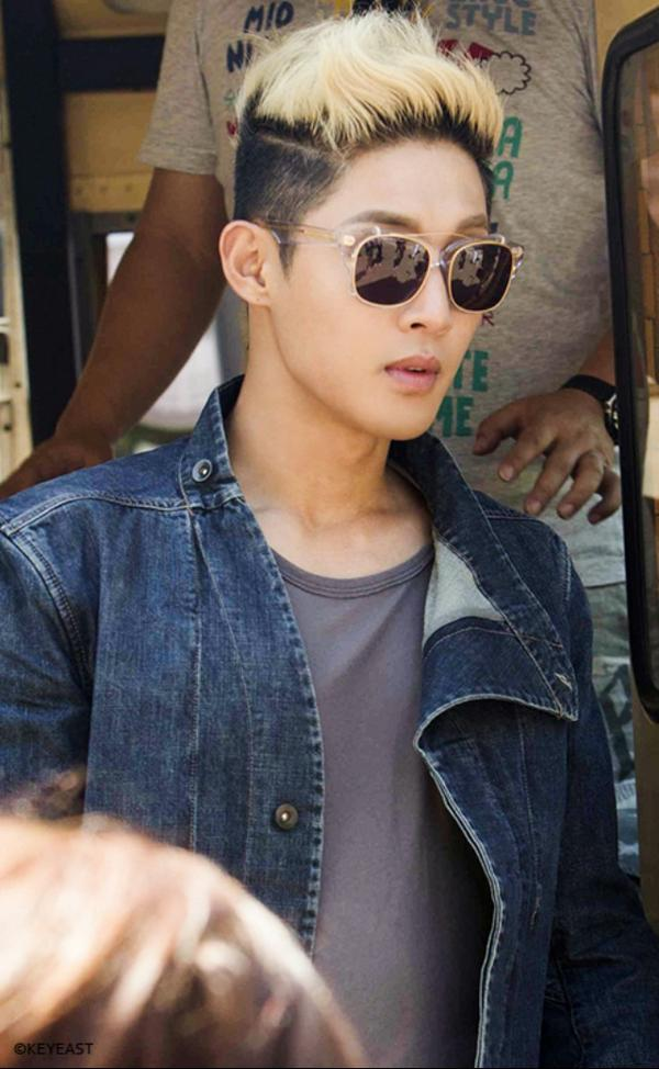 Kim Hyun Joong - Japanese Mobile Site Update 26.09.14