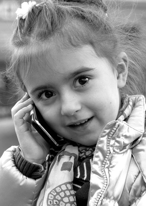 عکس خوشگل ترین دختر بچه دنیا
