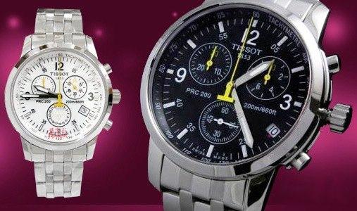 فروش ساعت مچی T1562 Tissot مردانه طرح استیل 2014