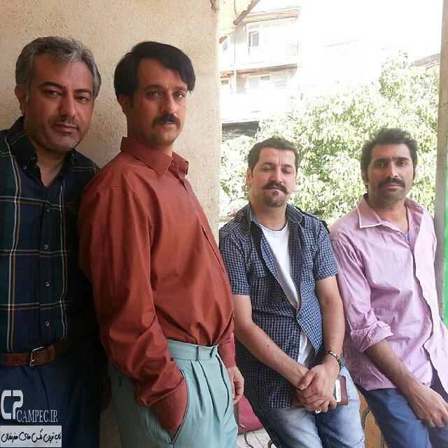 بازیگران فیلم ایران برگر