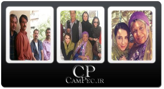 جدید ترین عکس های پشت صحنه فیلم سینمایی «ایران برگر»
