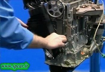 فیلم آموزش تعمیر موتور پژو 206