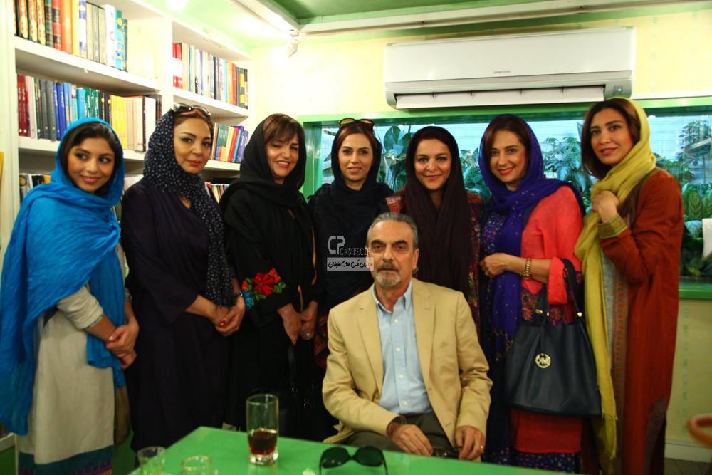 عکس های جدید فتانه ملک محمدی