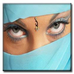 رفع قرمزی چشم بعداز ارایش برای زیباتر شدن