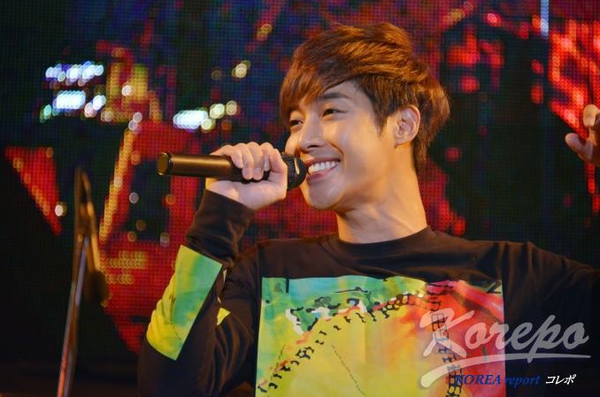[Korepo Photo] Kim Hyun Joong - Japan and South Korea Exchange Festival 2014 in Tokyo [14.09.28]