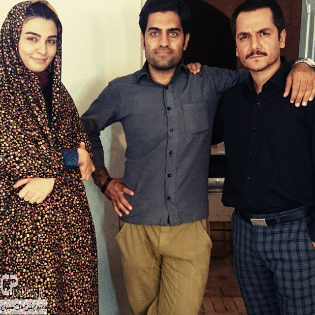 سیما خضرآبادی و عباس غزالی