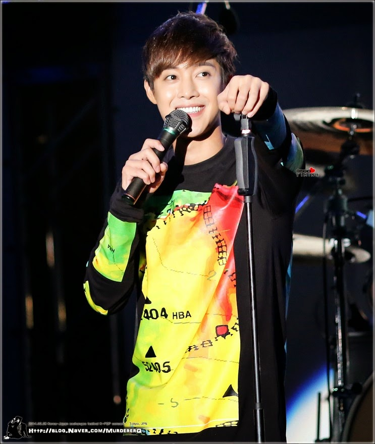 [HD-Media Photos] Kim Hyun Joong - AOMORI SHOCK ON Concert [14.09.27]