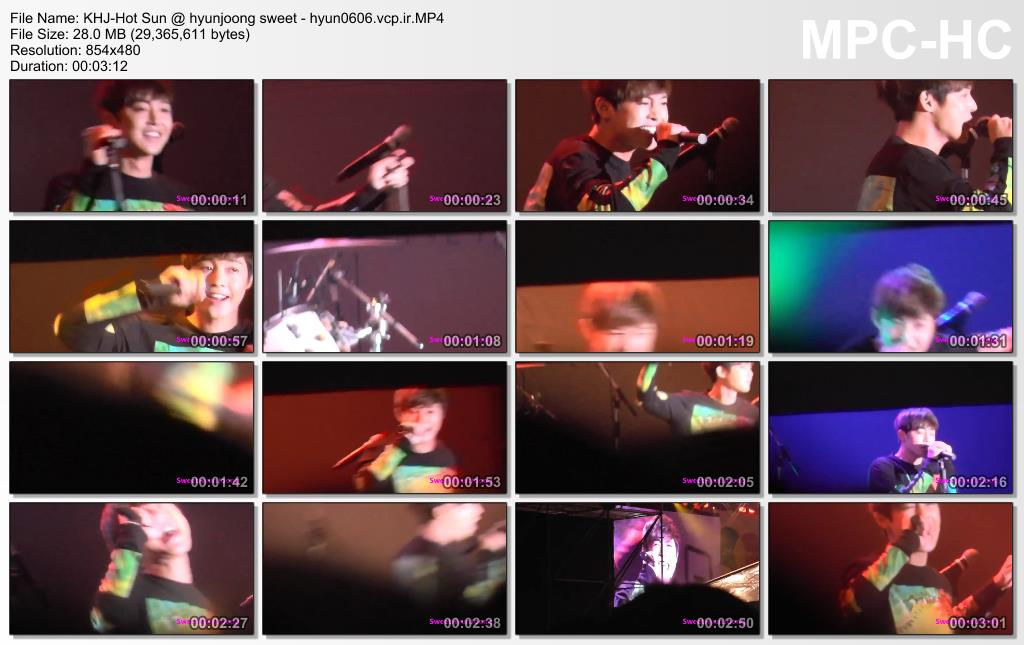 [hyunjoong sweet Fancam] Kim Hyun Joong - Japan and South Korea Exchange Festival 2014 in Tokyo [14.09.28]