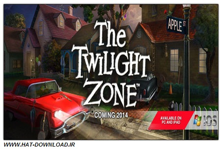 The Twilight Zone دانلود بازی فکری The Twilight Zone