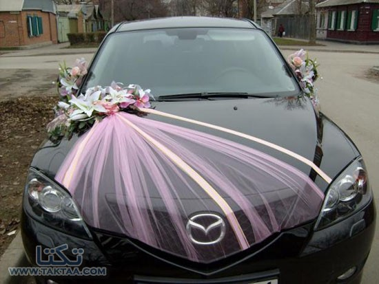 تصاویر ماشین عروس
