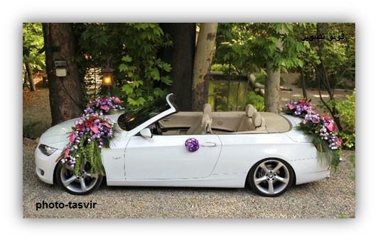 تصاویری از ماشین عروس های زیبای ایرانی