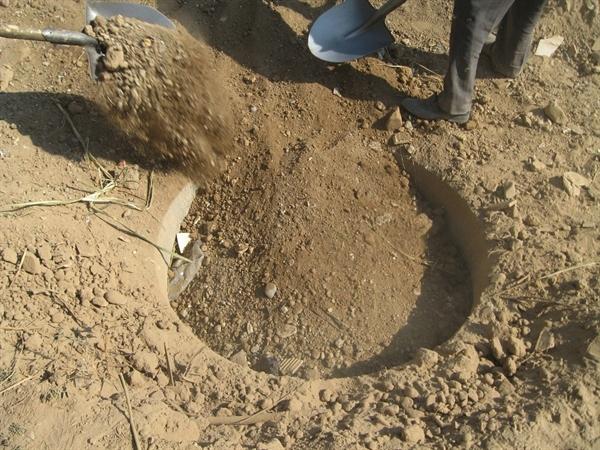صرفهجویی یک میلیون متر مکعبی آب با مسدود کردن چاههای غیرمجاز در نمین