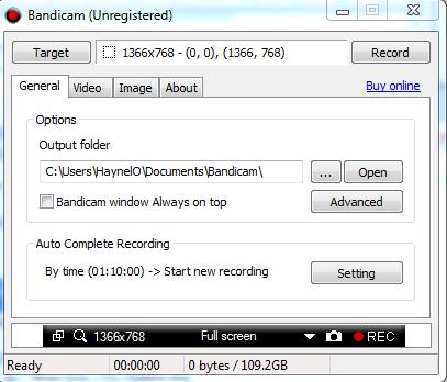 Bandicam (film Bardari az Desktop ) Bandicam