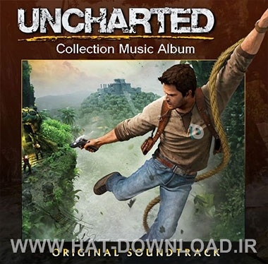 Uncharted Golden Abyss Soundtrack cover  دانلود موسیقی های متن بازی ناشناخته Uncharted Collection