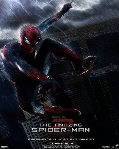 2014 The Amazing Spider Man 2 - زیر نویس فارسی