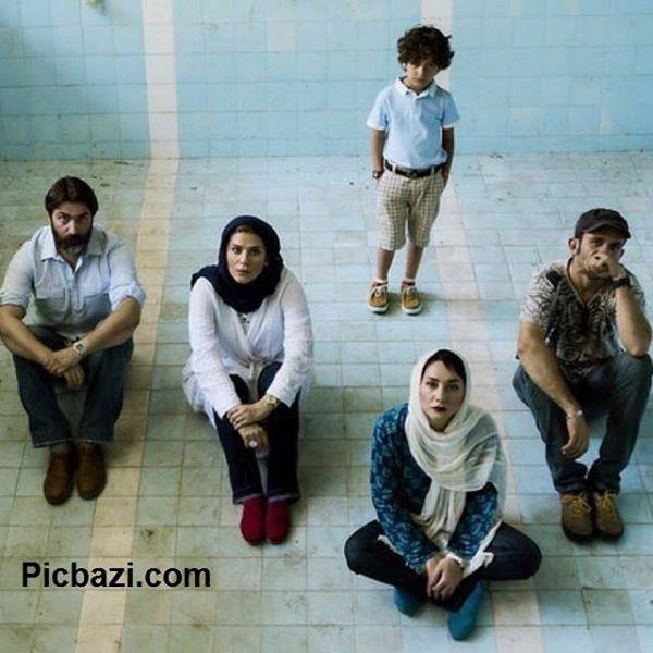 هانیه توسلی - سحر دولتشاهی - پارسا پیروزفر+ عکس جدید
