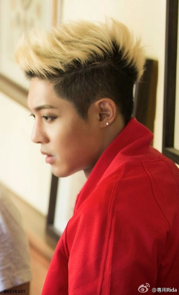[Photo] Kim Hyun Joong - Japan Mobile Site Update [14.10.03]