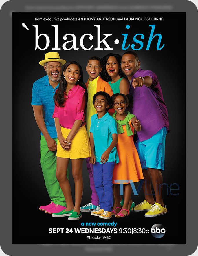 سریال Blackish فصل 1