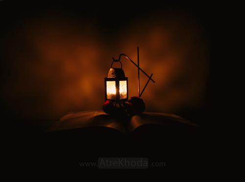 گفتگوی خدا و بنده - عطر خدا www.atrekhoda.com