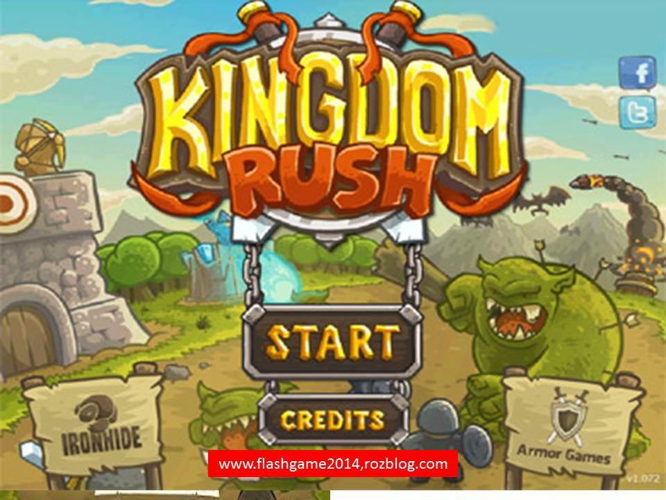 دانلود بازی kingdom rush