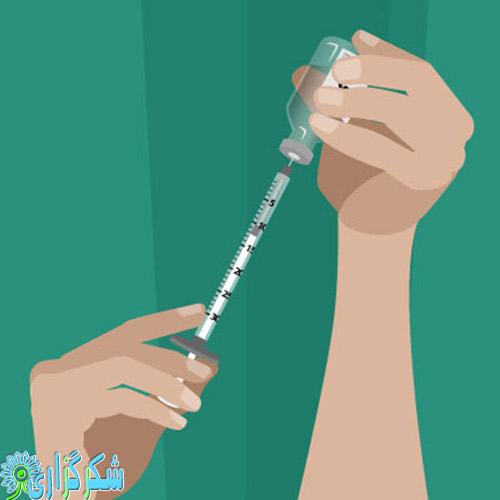 انسولین-عکس-شرایط-تزریق-انسولین-قند-خون-بالا-پایین-افت-دیابتی-شکرگزاری