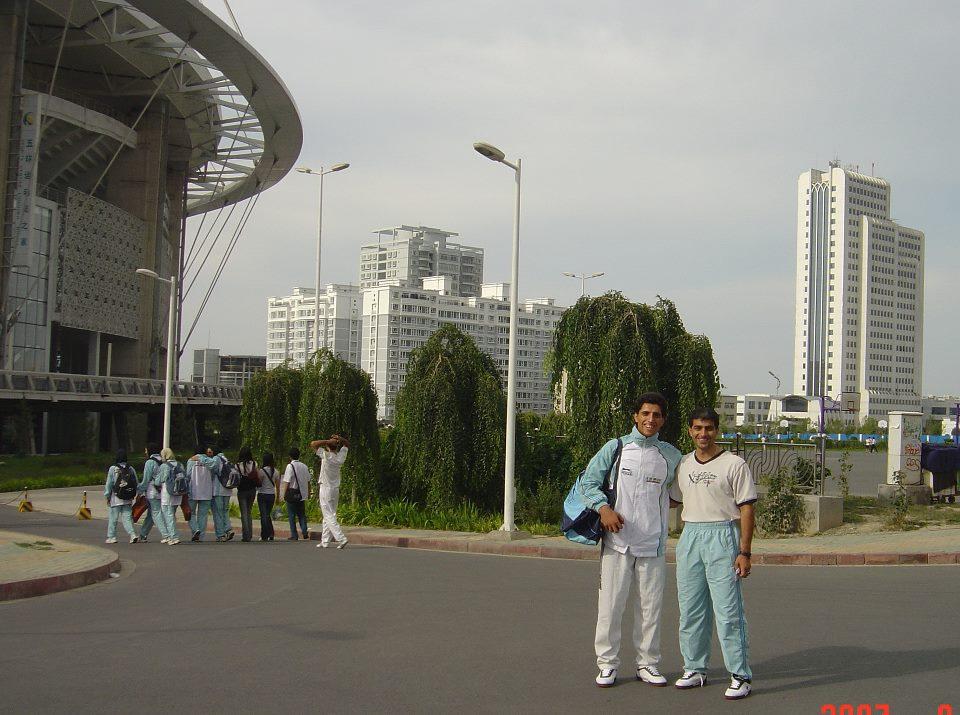 ترنمنت بین المللی (چين2007)