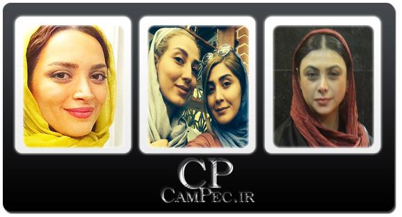 تک عکس های ناب و جدید بازیگران زن مهر 93