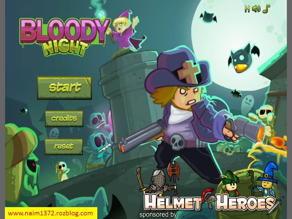 دانلود بازی Bloody Night