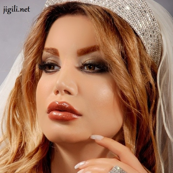 مدل میکاپ, مدل شنیون عروس
