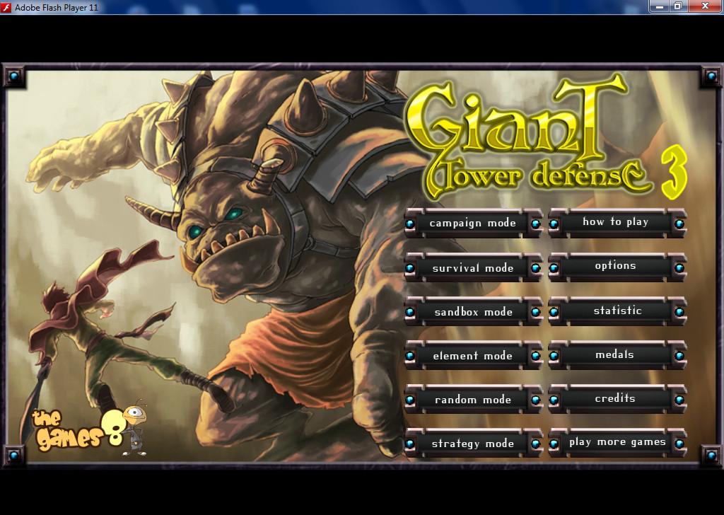 دانلود بازی Giant Tower Defense 3