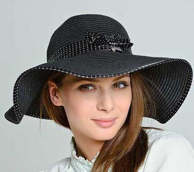 مدل کلاه زنانه - عکس مدل کلاه زنانه شیک