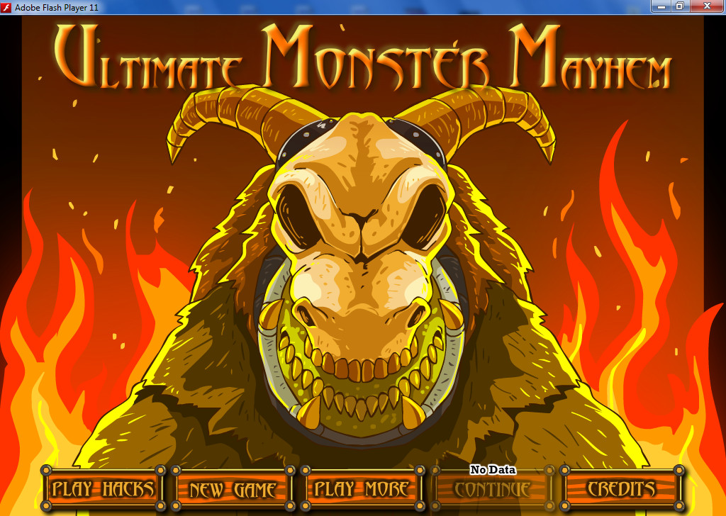 دانلود بازی آنلاین ultimate monstermayhem