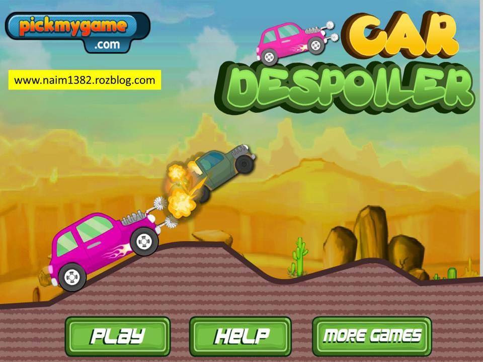 دانلود بازی فلش Car Despoiler