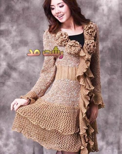 مدل پالتو های رنگی شیک قشنگ دخترانه