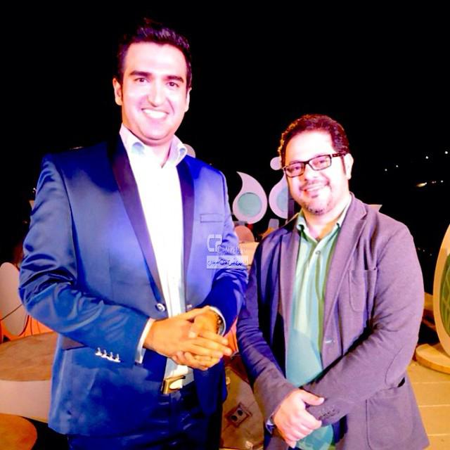 محمد رضا حسینیان و محمد سلیمی