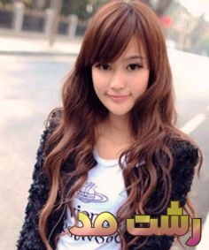 جدیدترین مدلهای مو دخترانه کره ای شیک سال 2014