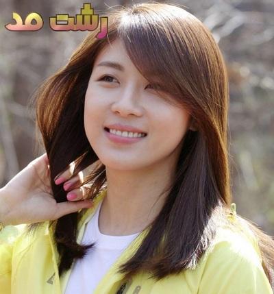 عکسهای مختلف مدل مو دخترانه و زنانه کره ای صورت لاغر