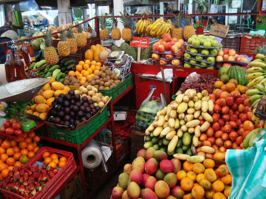 میوه های محلی