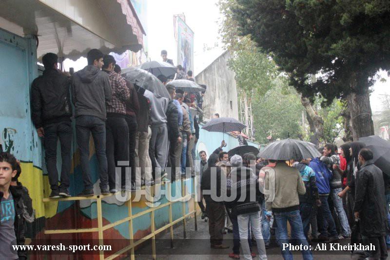 گزارش تصویری داماش - پاس، لیگ یک