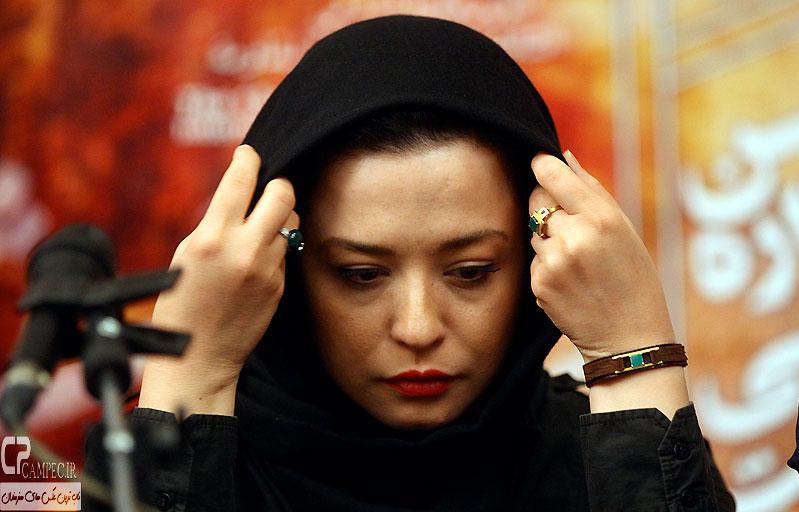 مهراوه شریفی نیا در جشنواره فیلم مقاومت