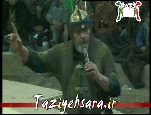 دانلود پشخیمه رضا مشایخی (رضا ورسی ) در حسینیه حضرت ابالفضل قودجان