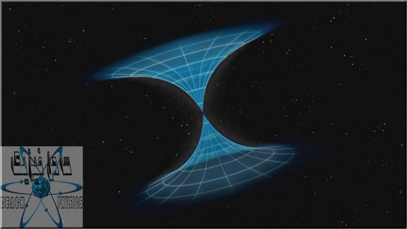 سیاهچاله های به هم چسبیده