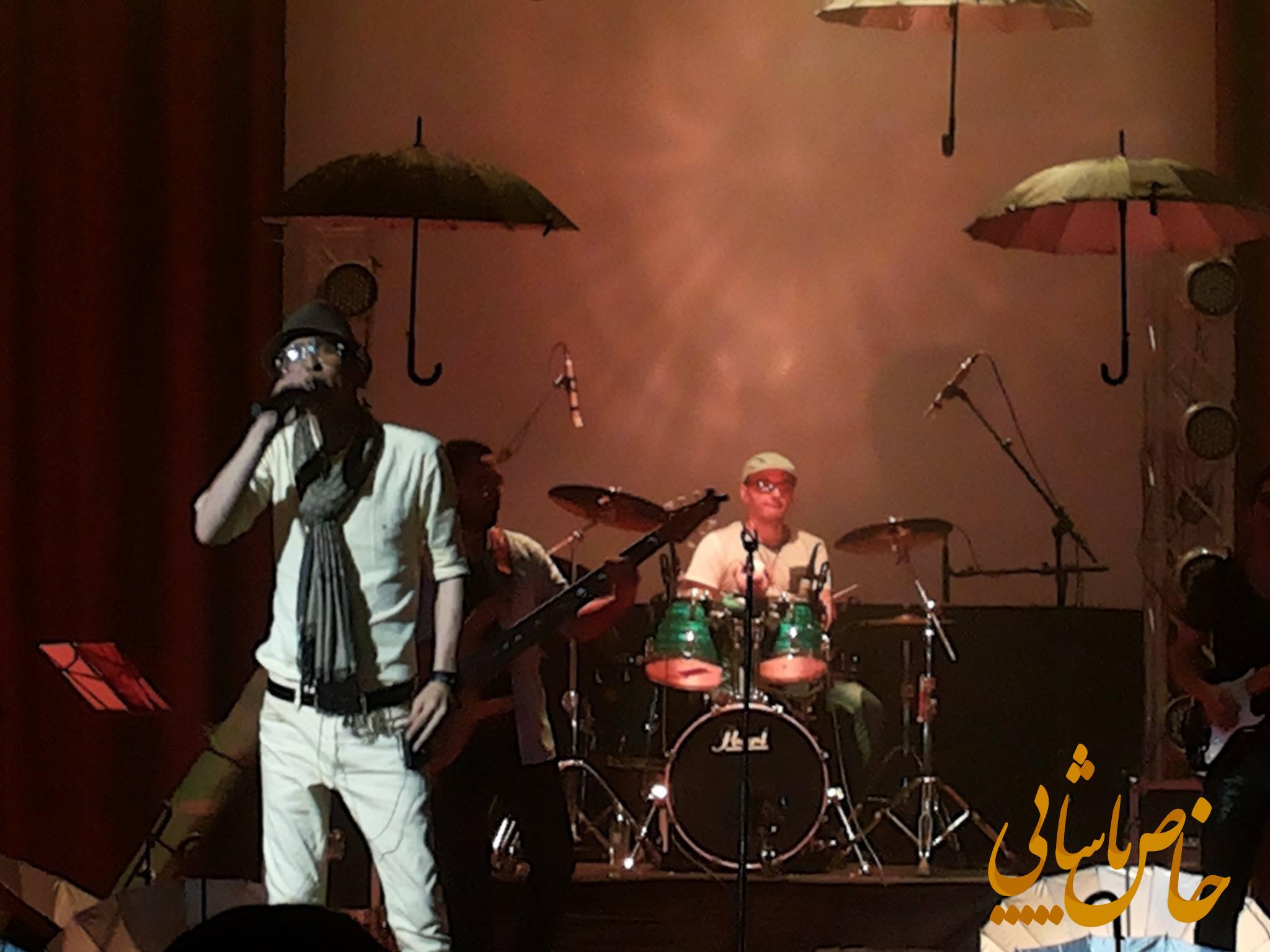عکسهای کنسرت بندر عباس مرتضی پاشایی