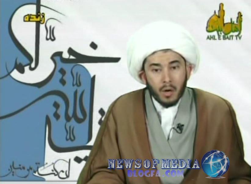 Controversial debate Allahyari