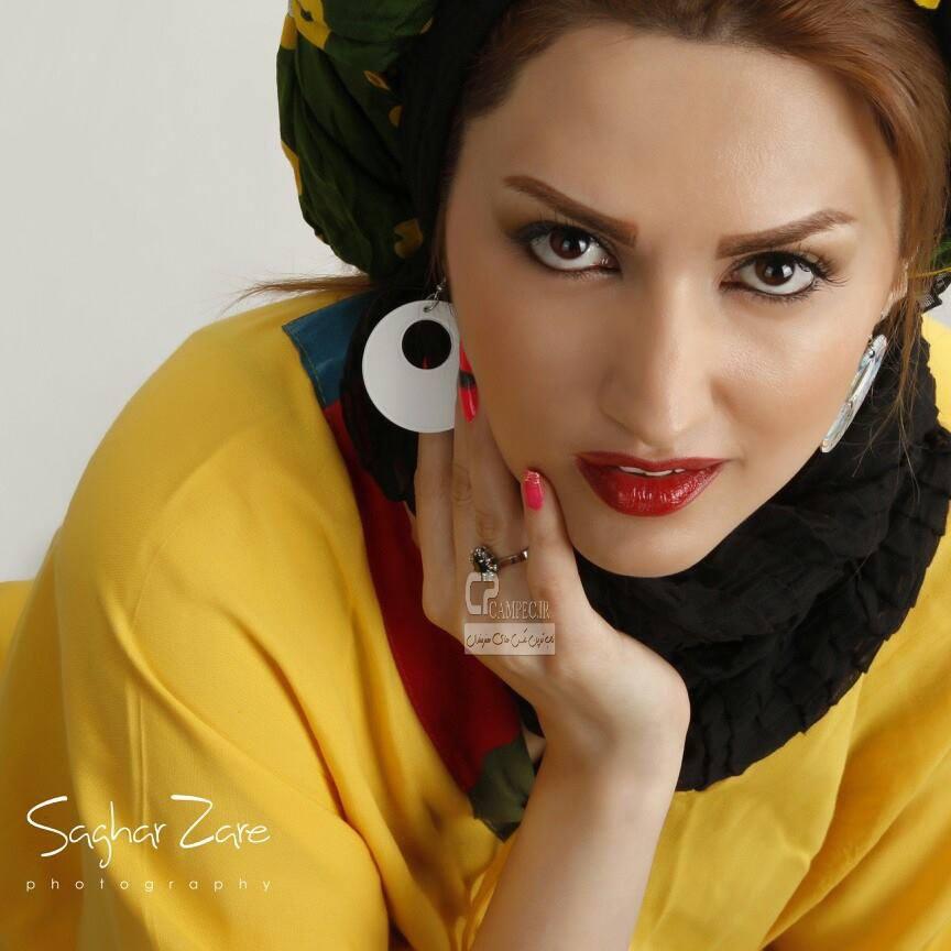 جدید ترین عکس های سمیرا حسینی بازیگر زن