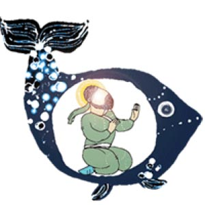 یونس در شکم ماهی