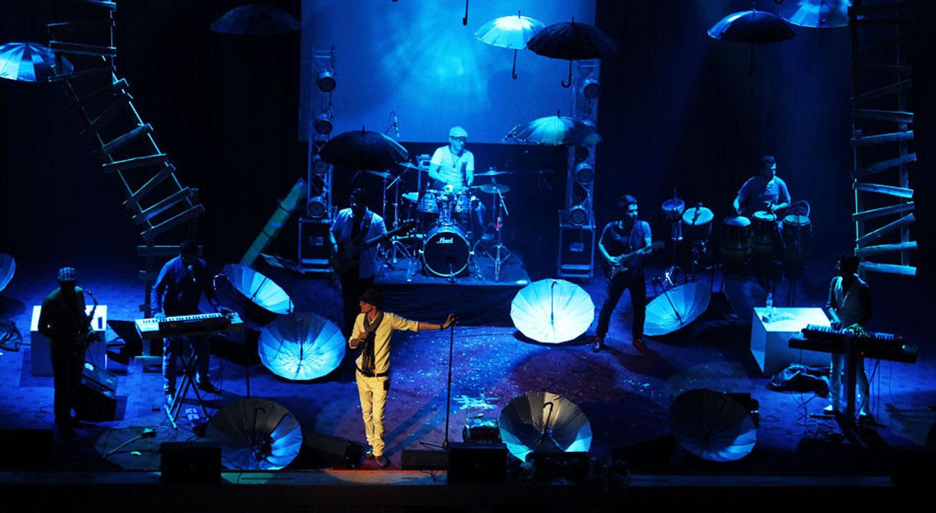 کنسرت مرتضی پاشایی