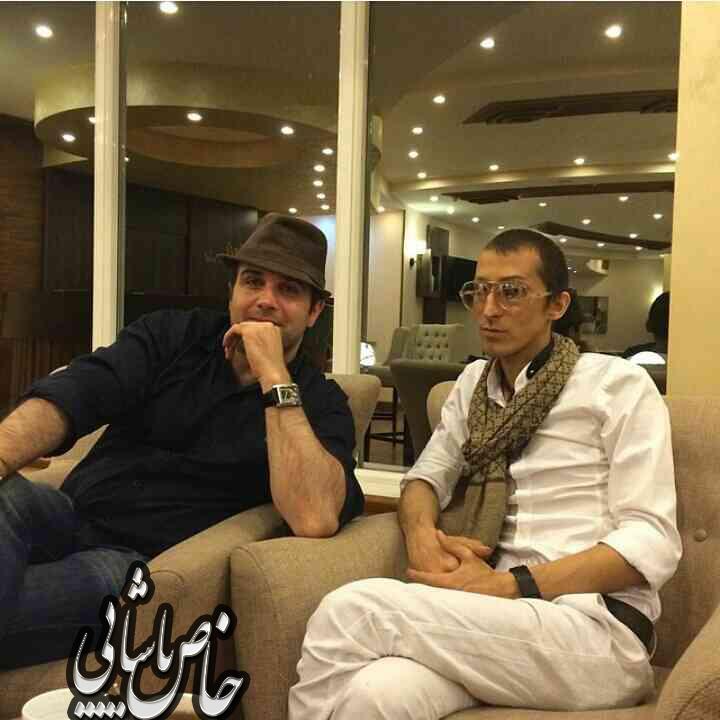عکسهای جدید مرتضی پاشایی بدون عینک و کلاه