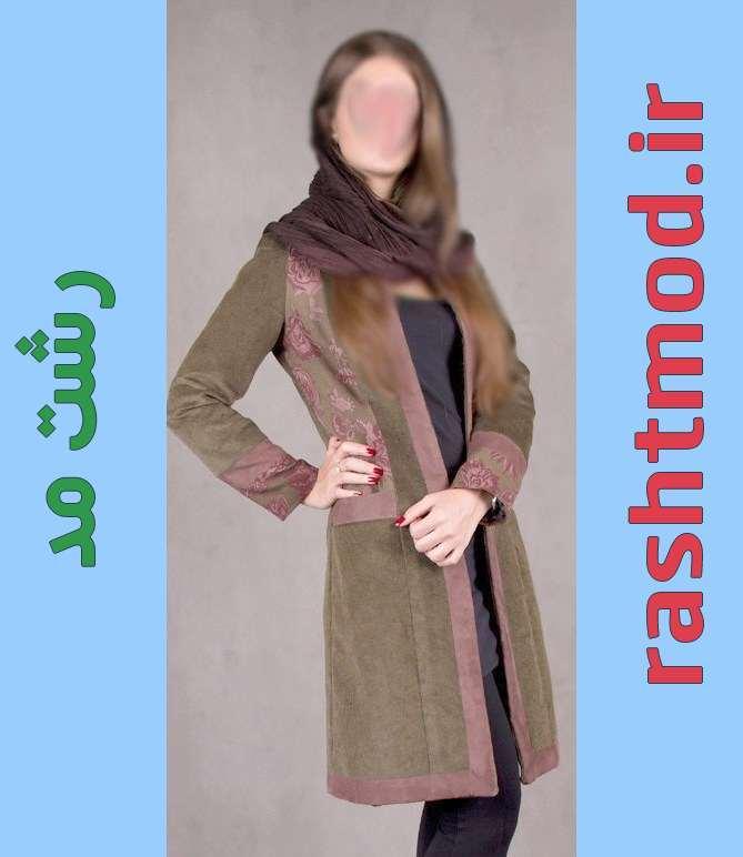 مدلهای جدید انواع مانتو شیک و قشنگ دخترانه زنانه 1393